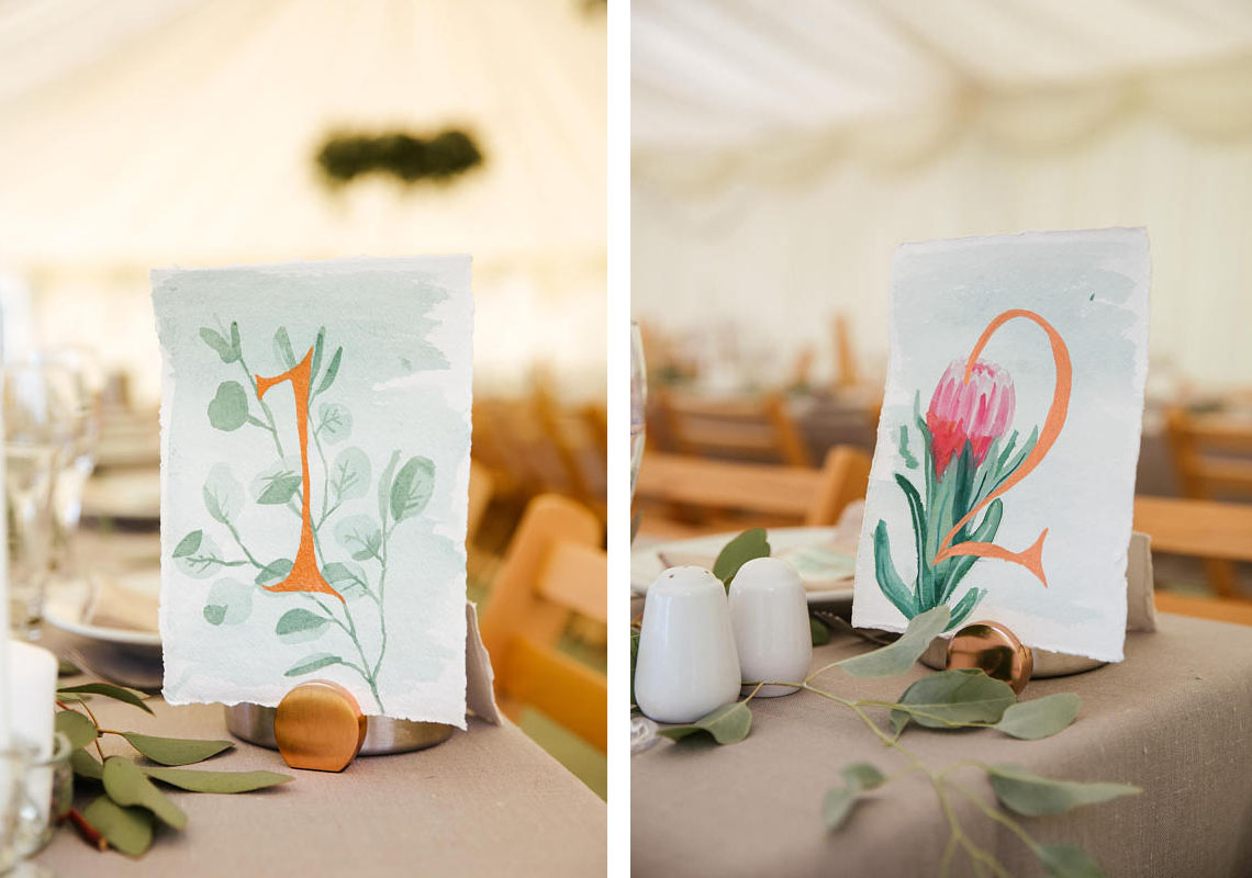 eucalyptus wedding