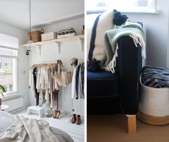 Storage for small homes